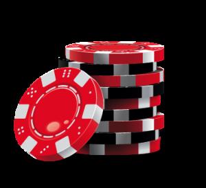 Casino's met hoge inzet chips