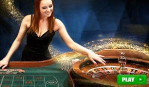 Highroller live casino's roulette